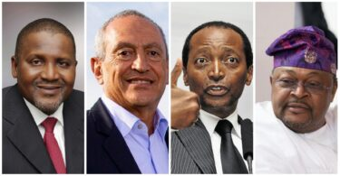 Richest people in Africa